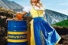 Munich tưng bừng trong lễ hội bia Oktoberfest