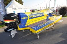 Đội Motorsport Đức lần thứ 14 liên tiếp tham gia vào INTERBOOT tại Friedrichshafen