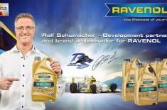 Ralf Schumacher - Đối tác phát triển sản phẩm & Đại sứ thương hiệu RAVENOL