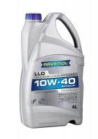 RAVENOL LLO SAE 10W-40; 4 L (VE 4 Stück)