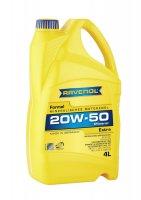 RAVENOL Formel Extra SAE 20W-50; 4 L (VE 4 Stück)