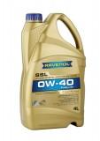 RAVENOL Super Synthetik Öl SSL SAE 0W-40; 4 L