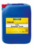 RAVENOL Low Emission Truck SAE 15W-40; 20 L