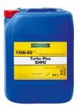 RAVENOL Turbo plus SHPD SAE 15W-40; 20 L