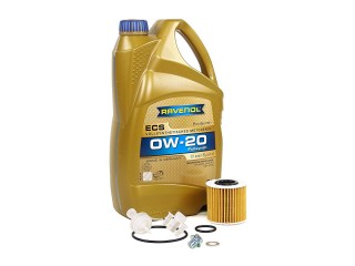 RAVENOL Eco Synth ECS SAE 0W-20 4L