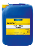 RAVENOL TURBO PLUS SHPD SAE 20W-50; 20L
